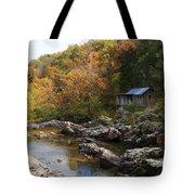 The Landscape By Klepzig Mill Tote Bag