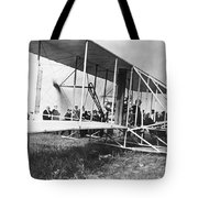The Langley Airplane Tote Bag
