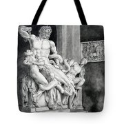 The Laocoon Group Tote Bag