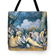 The Large Bathers Tote Bag
