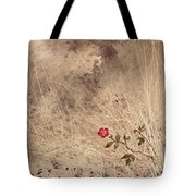 The Last Blossom Tote Bag