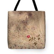 The Last Blossom Tote Bag