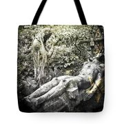 The Last Breath Tote Bag