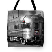 The Last Car Tote Bag