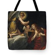 The Last Communion Of The Magdalene Tote Bag