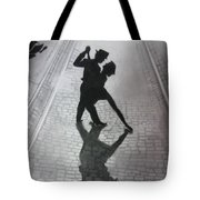 The Last Dance Tote Bag