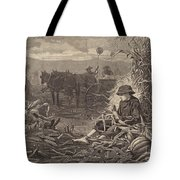 The Last Days Of Harvest Tote Bag