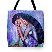 The Last Eve In Eden Tote Bag