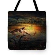The Last Fairy Tale Tote Bag