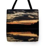 The Last Glow Tote Bag