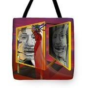 The Last Laugh Tote Bag