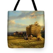 The Last Load Tote Bag