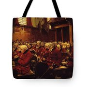 The Last Muster Tote Bag