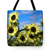 The Last Of Summer Tote Bag