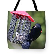 The Last Of The Suet Tote Bag