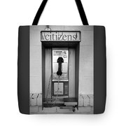 The Last Pay Phone Tote Bag