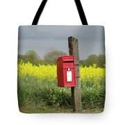 The Last Post Tote Bag