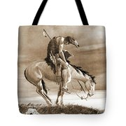 The Last Ride Tote Bag