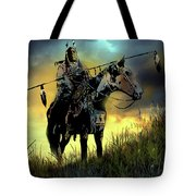 The Last Ride Tote Bag by Paul Sachtleben