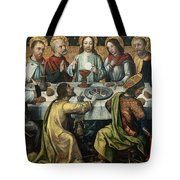 The Last Supper Tote Bag by Godefroy