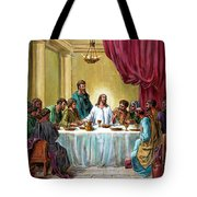 The Last Supper Tote Bag