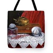 The Last Tea Bag Tote Bag