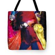 The Last Waltz Tote Bag