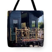 The Last Windows Tote Bag