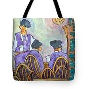 The Latin Quarter Tote Bag