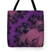 The Lavender Forest 2 Tote Bag