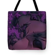 The Lavender Forest 3 Tote Bag