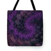 The Lavender Forest 4 Tote Bag