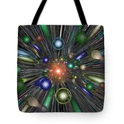 The Law Of Gravity Tote Bag