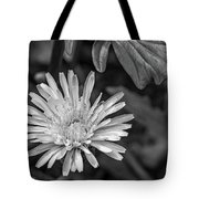 The Lawn King Bw Tote Bag