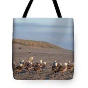 The Layover Tote Bag