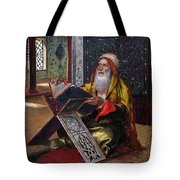 The Lectern Tote Bag