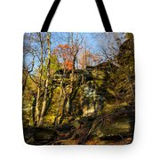The Ledges  Tote Bag