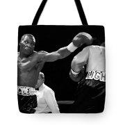 The Left Jab Tote Bag