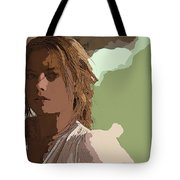 The Legend Of Tarzan Tote Bag