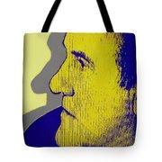 The Legendary Gerard Depardieu Tote Bag