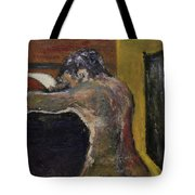 The Letter Receiver Tote Bag