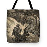 The Leviathan Tote Bag