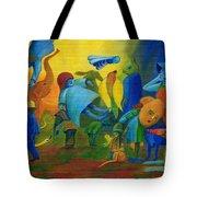 The Levitation. Tote Bag