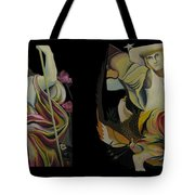The Liberty And The Union Tote Bag