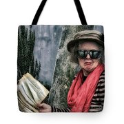 The Librarian  Tote Bag