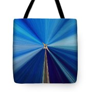 The Light Fantastic Speedway Tote Bag
