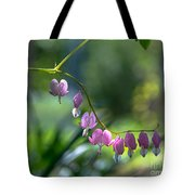 The Light In Our Bleeding Hearts Tote Bag