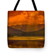 The Light  Tote Bag