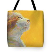 The Light Tote Bag by Kimberly Santini