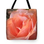 The Light Of God Tote Bag